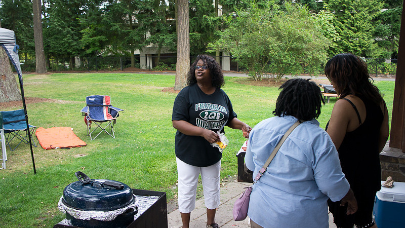 Quakers Eagles Picnic 2011