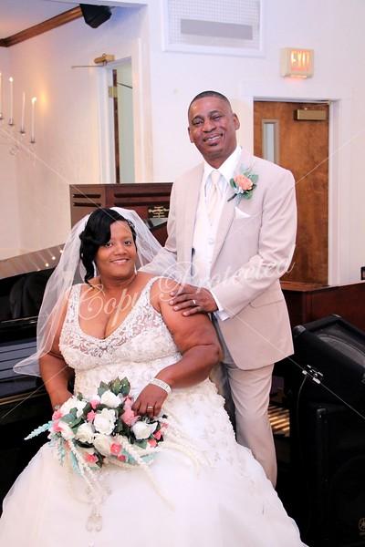 Eulamae & Casper Wedding
