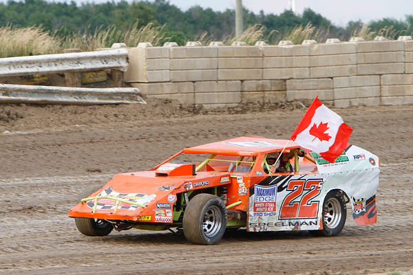 South Buxton Raceway, Merlin, ON, June 29, 2013