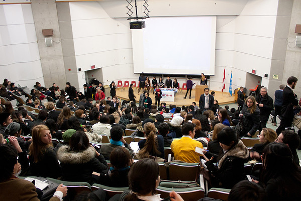 Model UN Closing Ceremony