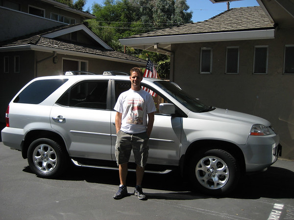 Shawn & Elin's New Acura