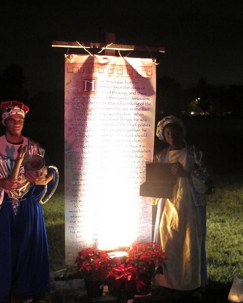 2010 Live Nativity