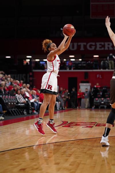 Brown at Rutgers 1/4/2019