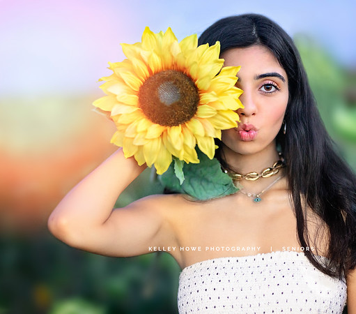 Victoria- Sunflower