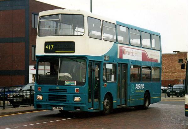 Volvo Citybus B10M-50 Alexander RV