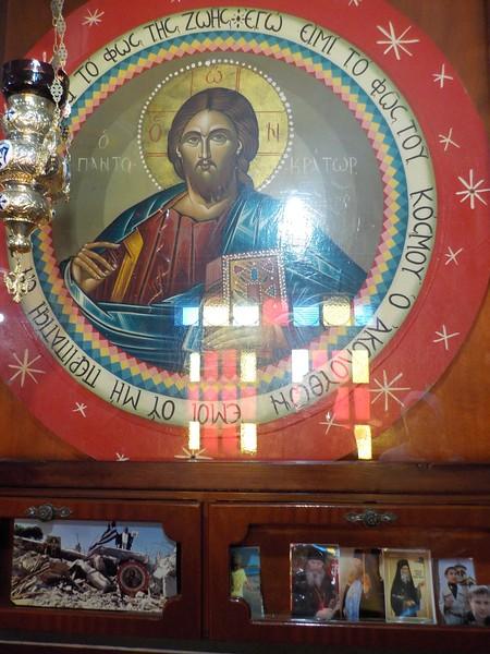 30 Греческий монастырь Вознесения. Суббота, 16 мая, 9:20