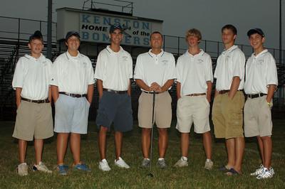 Boys Golf