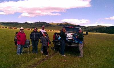 2011 Waldron Ranch July