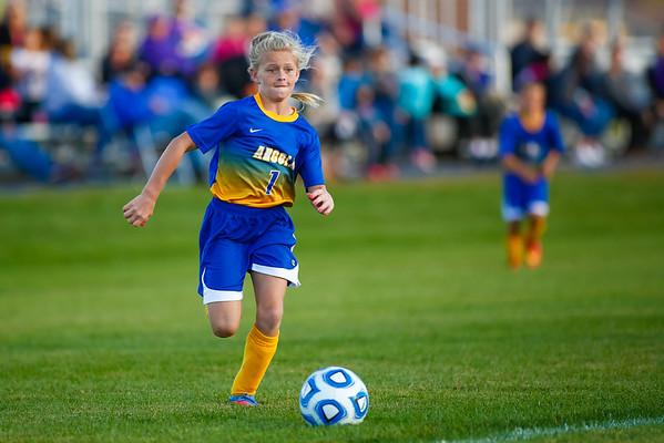AMS Soccer vs Prairie Heights 2015-09-30