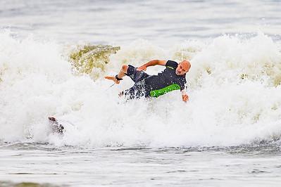 Alex Kevin and Jim (John) Surfing Long Beach 8-21-21