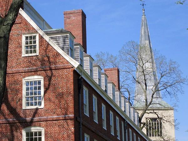 Harvard Buildings