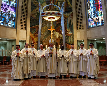 2012 Hartford Ordination of Priests & Transitional Deacons
