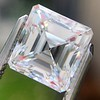 2.63ct Asscher Cut Diamond, GIA E VS1 7