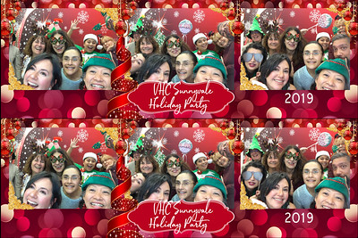 VHC Sunnyvale Holiday Party 2019