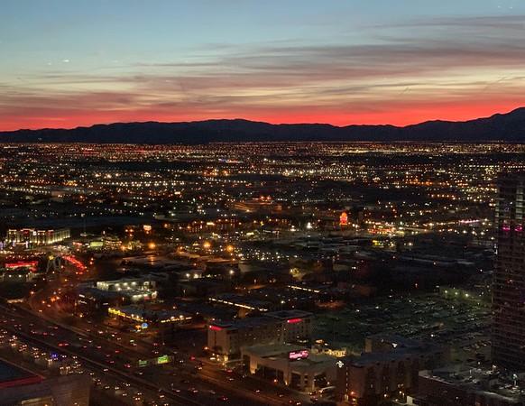 Las Vegas with the Lampman's Jan 2020