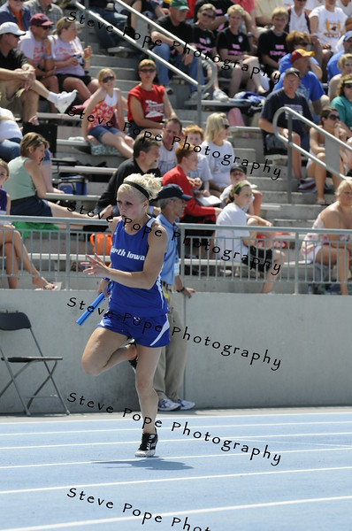 2010 1A State Track