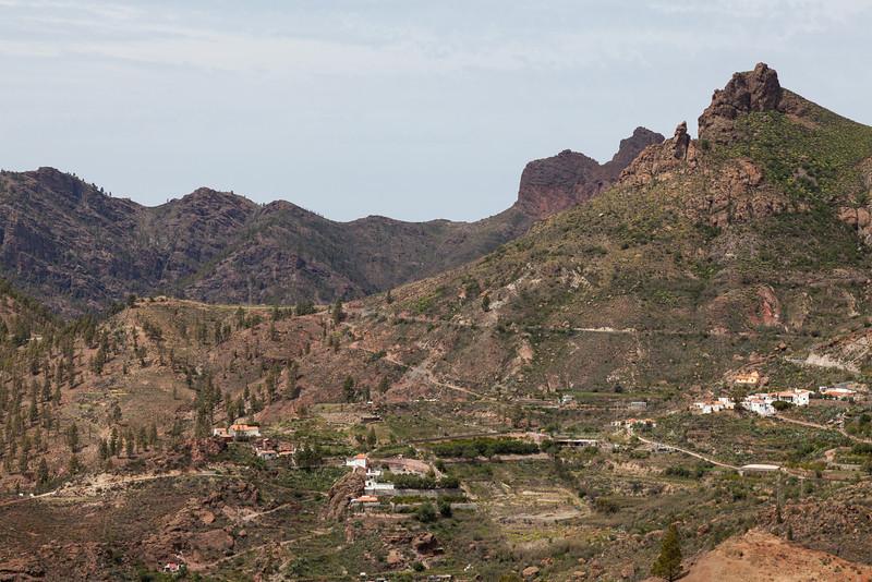 Near San Bartholome de Tirajana