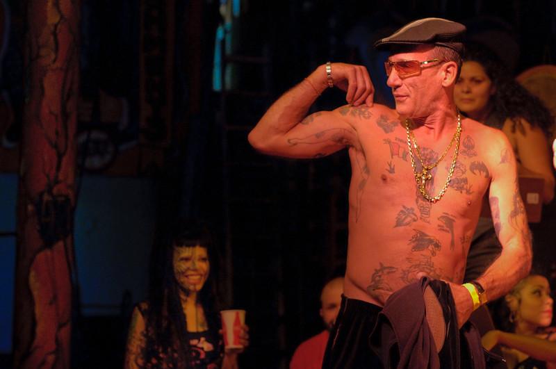 Coney Island Tatto Competition