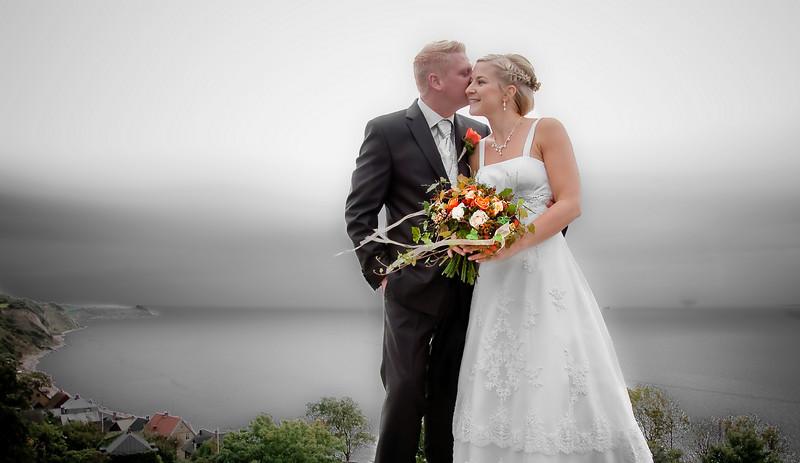 M & M An Island Wedding