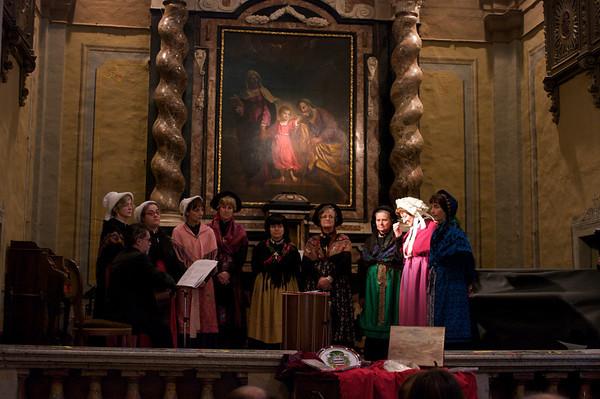 concerto Maschera di Ferro - Pinerolo, Chiesa di San Giuseppe, 4 ottobre 2009