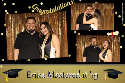 Erika's Grad Party