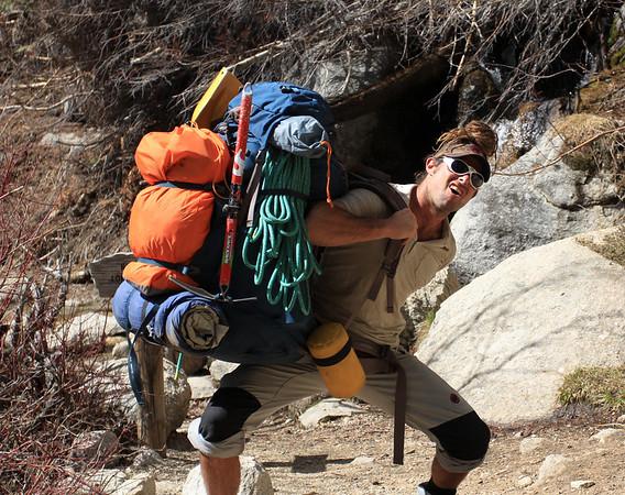 Mt. Whitney April 11-14, 2013 APRIL PICS