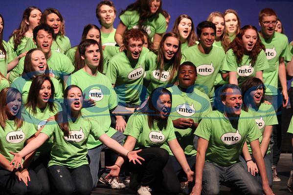 "Music Theater Club ""MTC"" Spring 2012"
