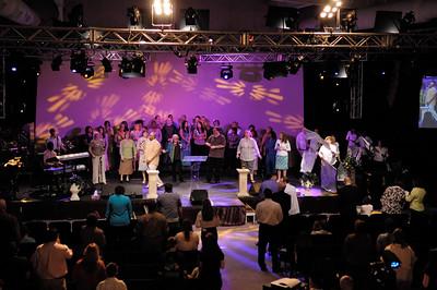 Pastor Appreciation Day 3-25-07