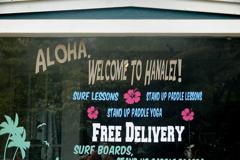 Welcome to Hanalei!