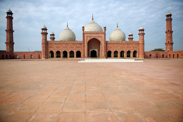 Badshahi Mosque and Lahore Fort