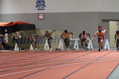 GLIAC Indoors 2017 - 60M - Prelims - Men