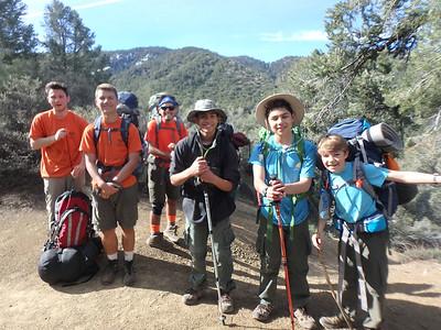 170318 Beartrap Backpacking