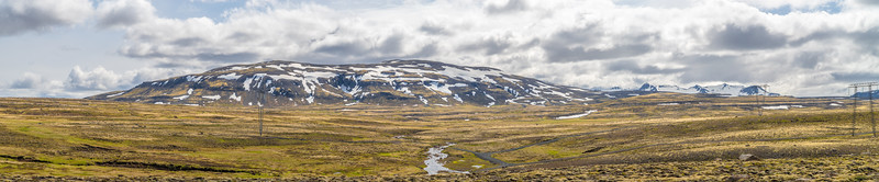 Panorama of Iceland's Beauty  Photography by Wayne Heim