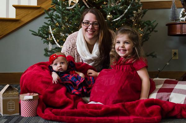 Molly & Clara Christmas
