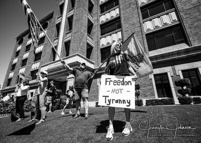 Re Open Kern County Freedom Protest 5/1/2020