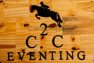 C2C Eventing - Jumping Practice