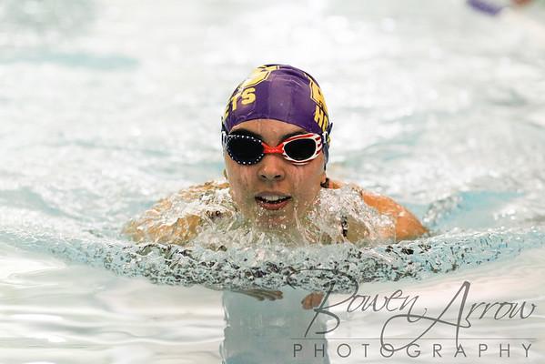 Swim vs Adams Central 2014-12-18