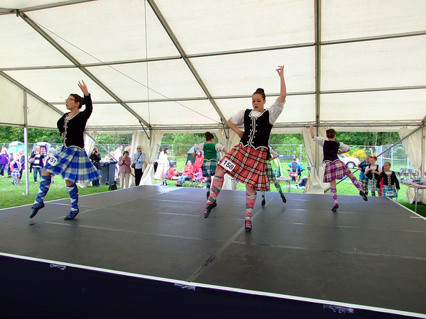 helensburgh and lomond highland games 2012
