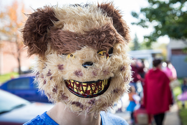 2016 Braeburn Halloween Parade