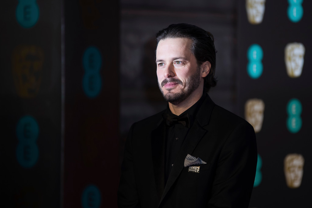 . Director Edgar Wright poses for photographers upon arrival at the BAFTA Film Awards, in London, Sunday, Feb. 18, 2018. (Photo by Vianney Le Caer/Invision/AP)