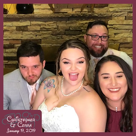 1 19 2019 Christopher and Cerra Wedding