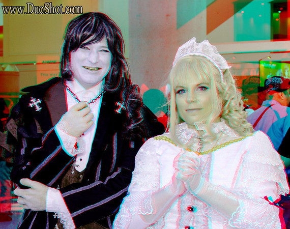 AX 2013 Friday Anaglyph