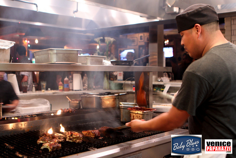 BABY BLUES BBQ NOW HAS THREE LOCATIONS TO SERVE YOU. Baby Blues BBQ - Venice   444 Lincoln Boulevard, Venice, CA 90291   (310) 396-7675   http://www.babybluesvenice.com Baby Blues BBQ - West Hollywood   7953 Santa Monica Boulevard, West Hollywood   (323) 656-1277   http://www.babyblueswh.com Baby Blues BBQ - San Francisco   3149 Mission St • San Francisco, CA 94110   415-896-4250   http://www.babybluessf.com/ MISS WILLIE BROWN. http://www.misswilliebrown.com/. Photos by Venice Paparazzi.  http://www.venicepaparazzi.com