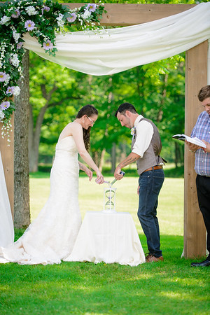 Daigneault Wedding