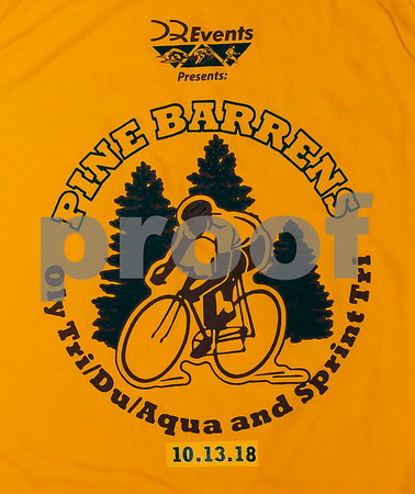 Highlights Pine Barrens Event - Pre-Race and Swimming