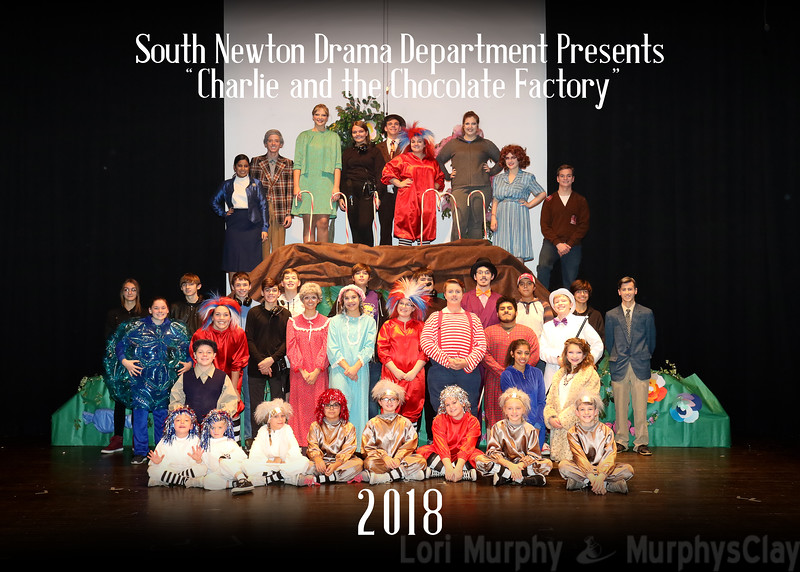 SN Drama Department 2018-2019