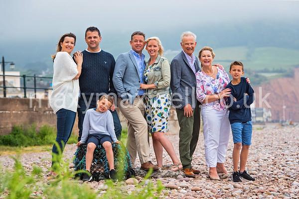 Katrina & Family