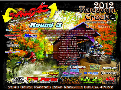 2012 Round # 3 Raccoon Creek