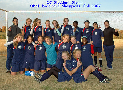 championship team picture Nov 11, 2007