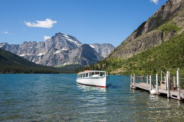 Glacier Nat Park, Montana   July 2016